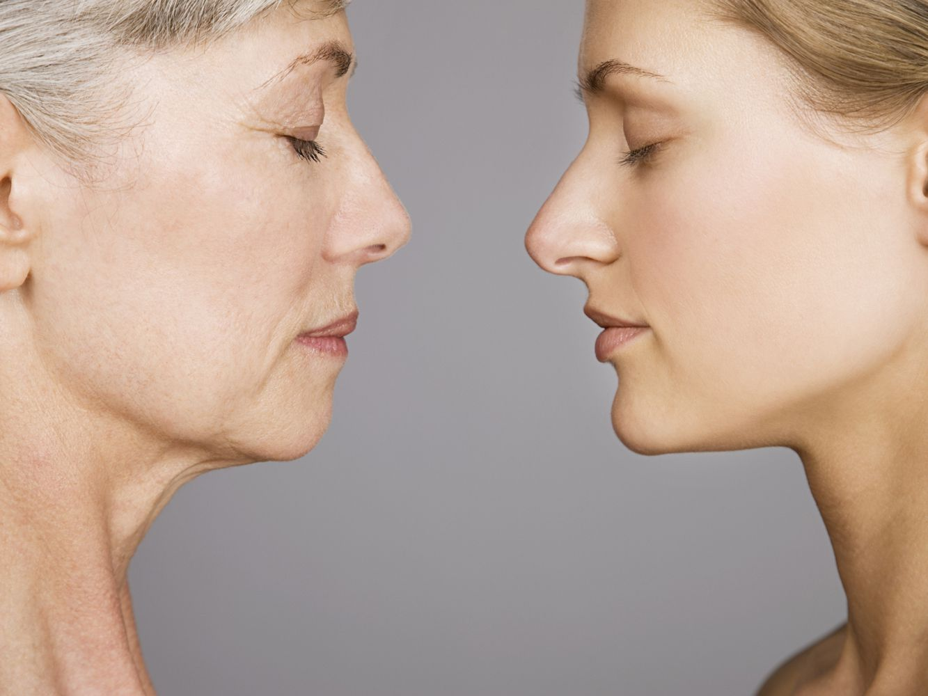 The Aging Process and its symptoms