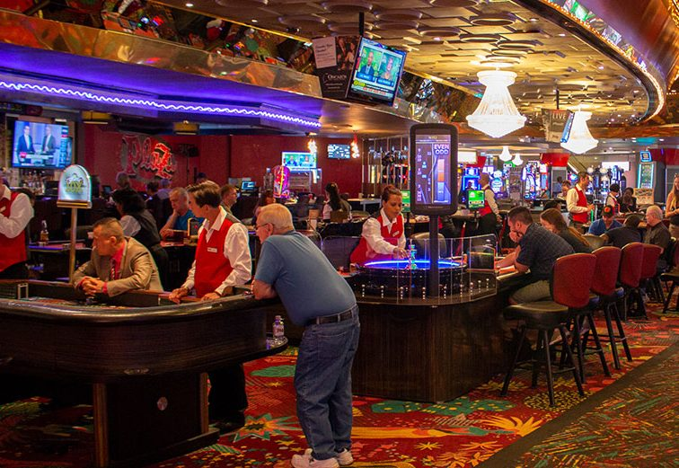 Knowing These Five Secrets Will Make Your Casino Look Wonderful