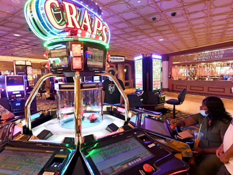 The Brand New Angle On Casino Simply Launched